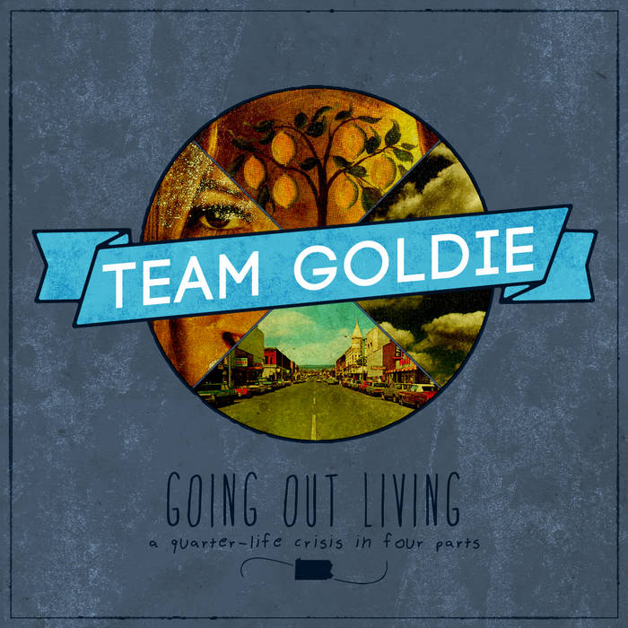 Going Out Living cover art