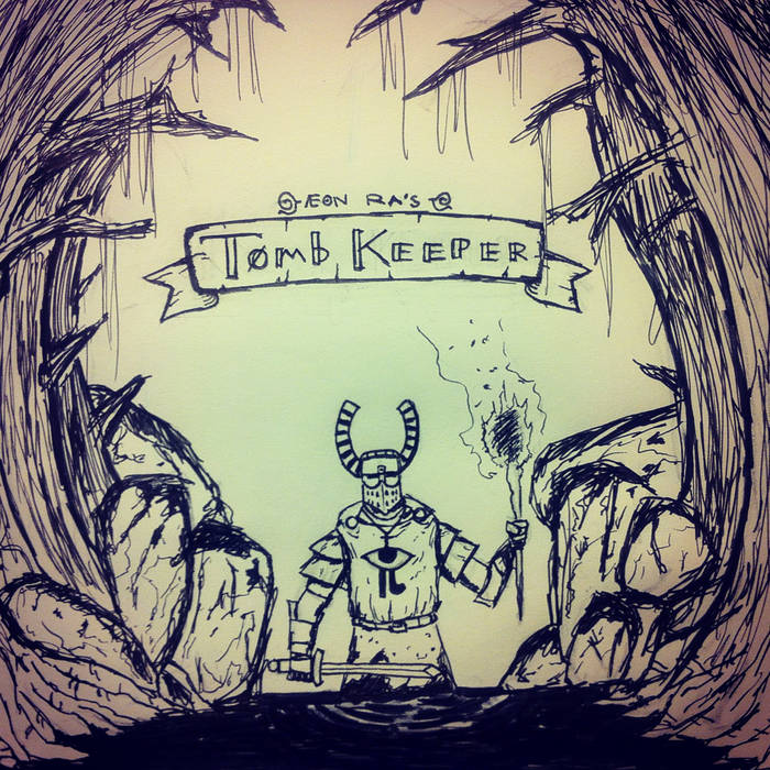 TOMBKEEPER! cover art
