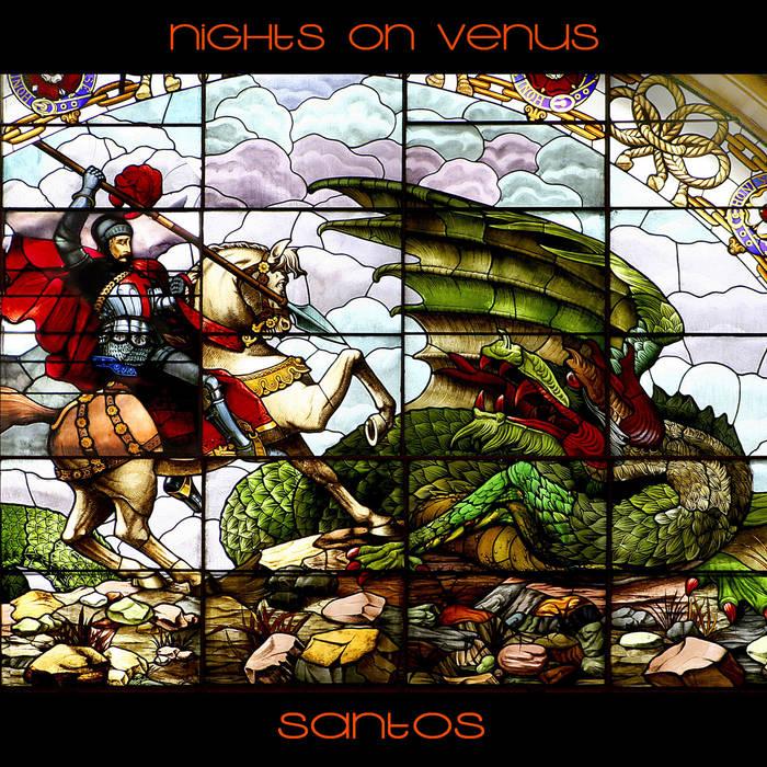 Santos cover art
