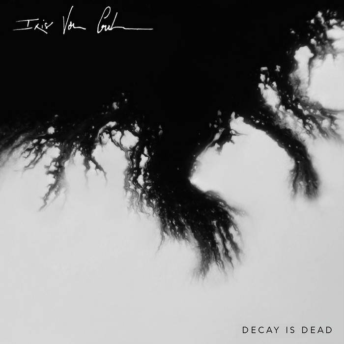 decay is dead ep cover art