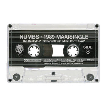 1989 MAXISINGLE cover art