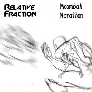 Moombah Marathon cover art