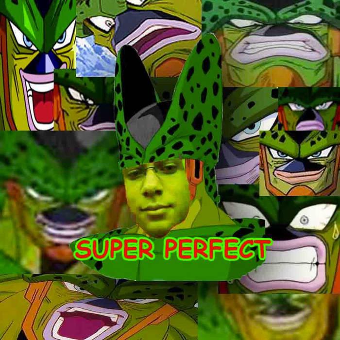 SUPER PERFECT cover art