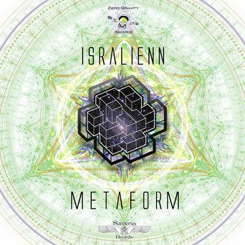 ** ISRALIENN **  Metaform - EP cover art