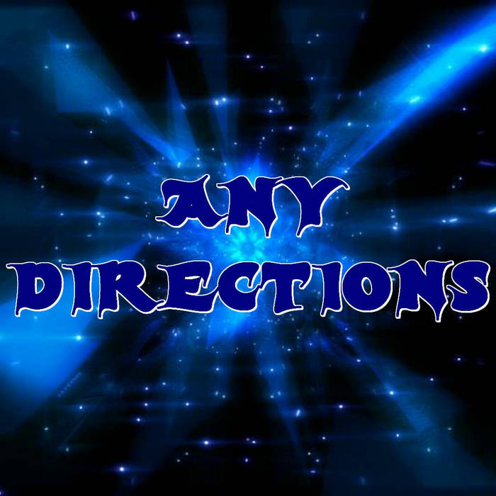 ANY DIRECTIONS cover art