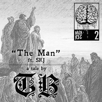The Man (ft. SRJ) cover art