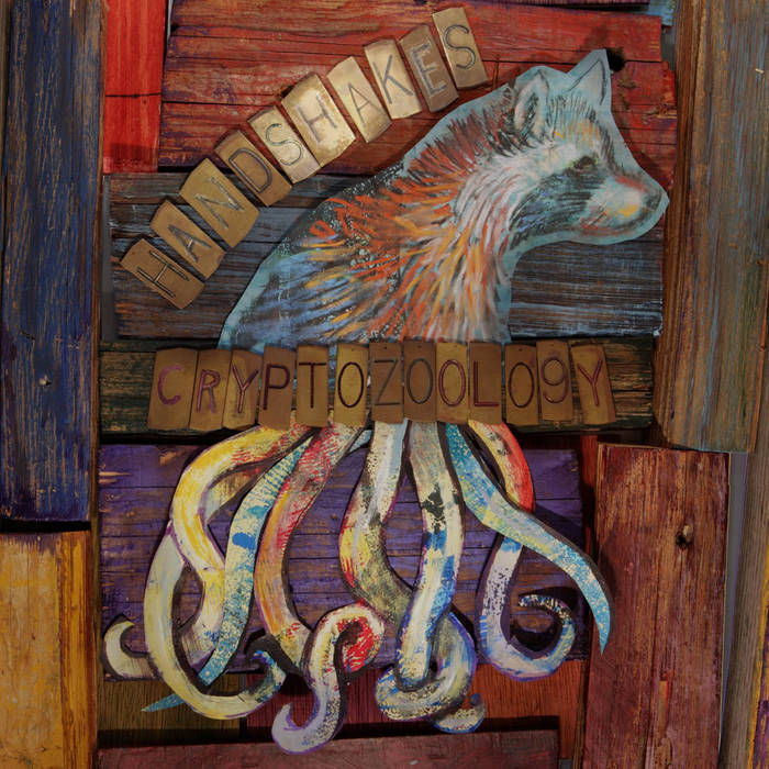 Cryptozoology cover art