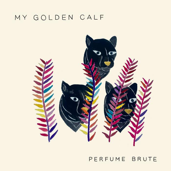 Perfume Brute cover art