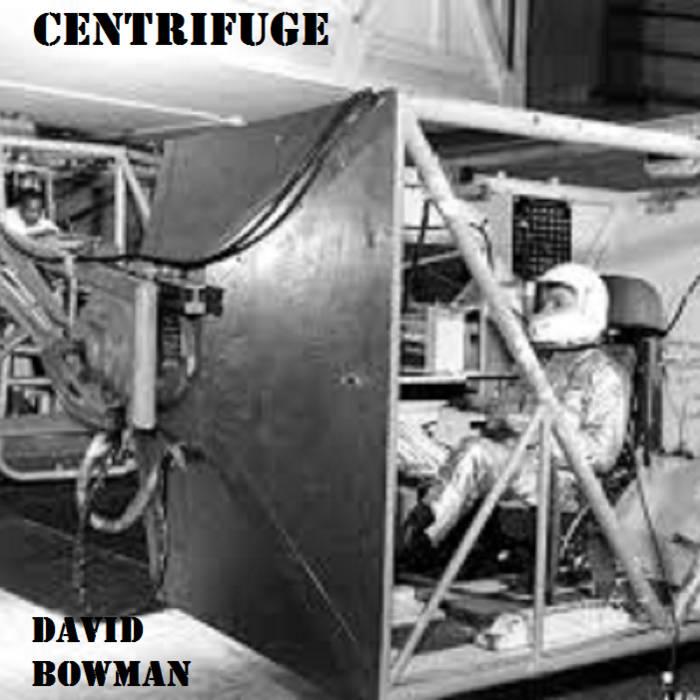 Centrifuge cover art