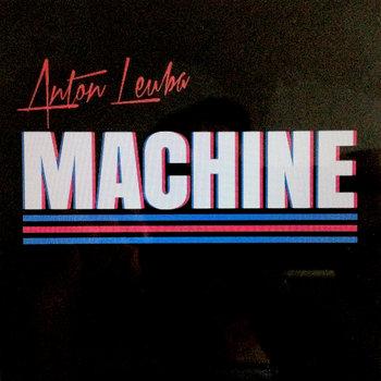 Machine cover art
