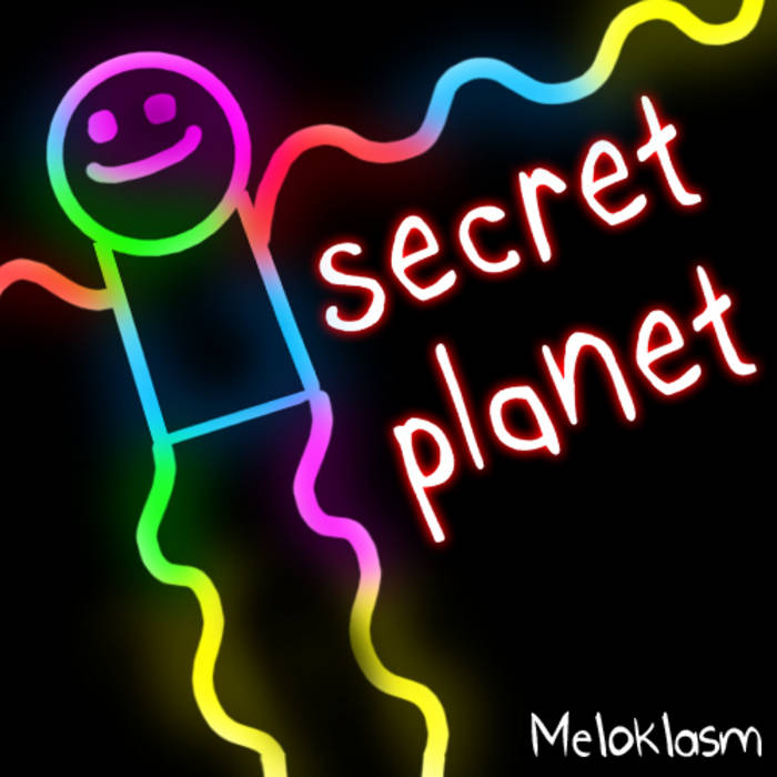 Secret Planet cover art