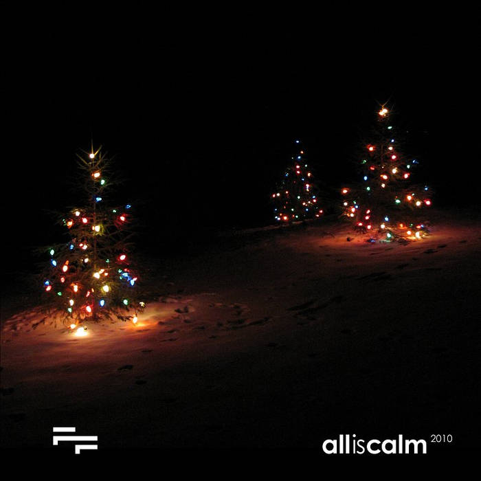 all|is|calm 2010 cover art