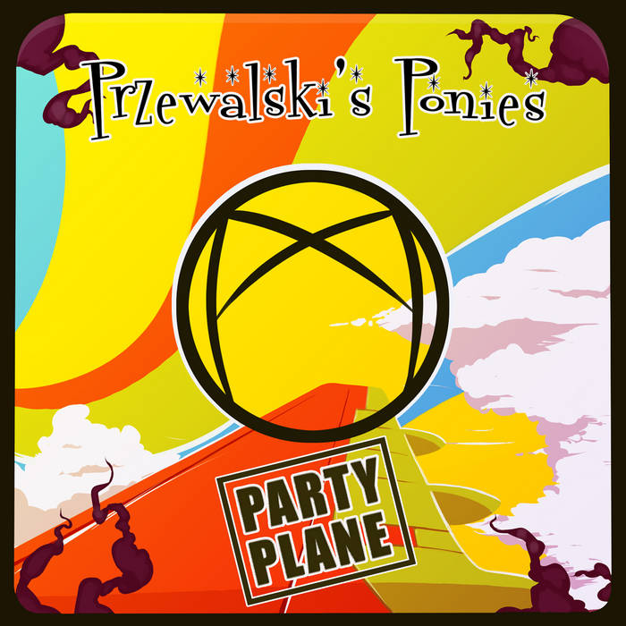 Party Plane cover art