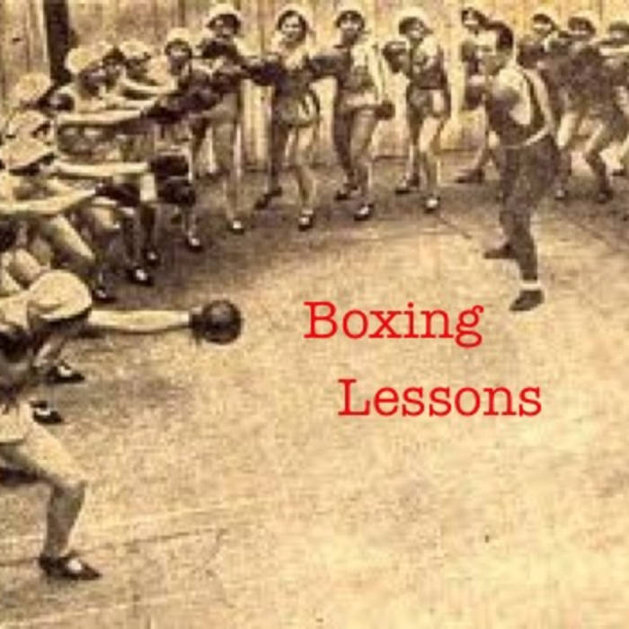 Boxing Lessons cover art