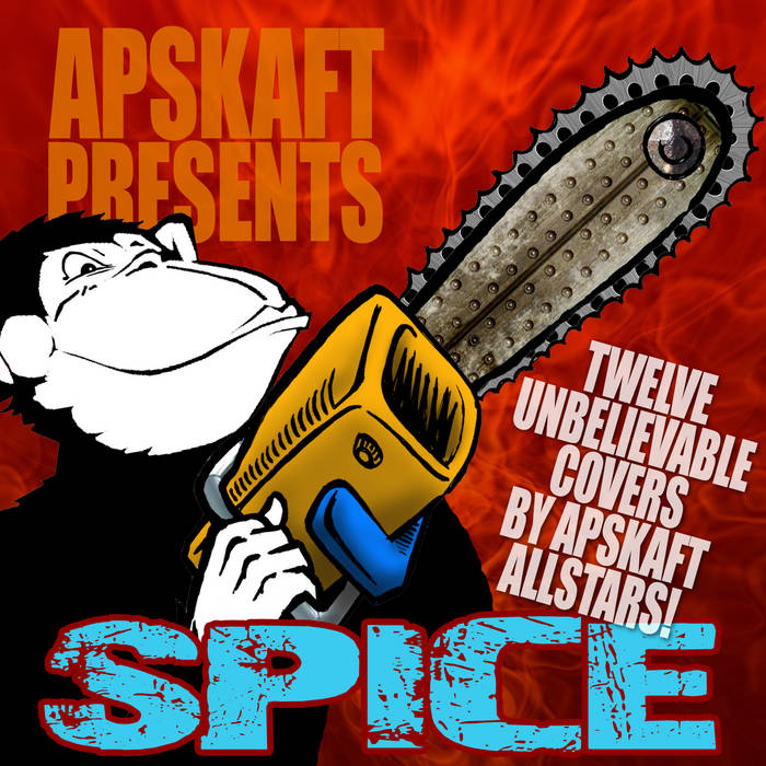 Apskaft Presents: Spice cover art