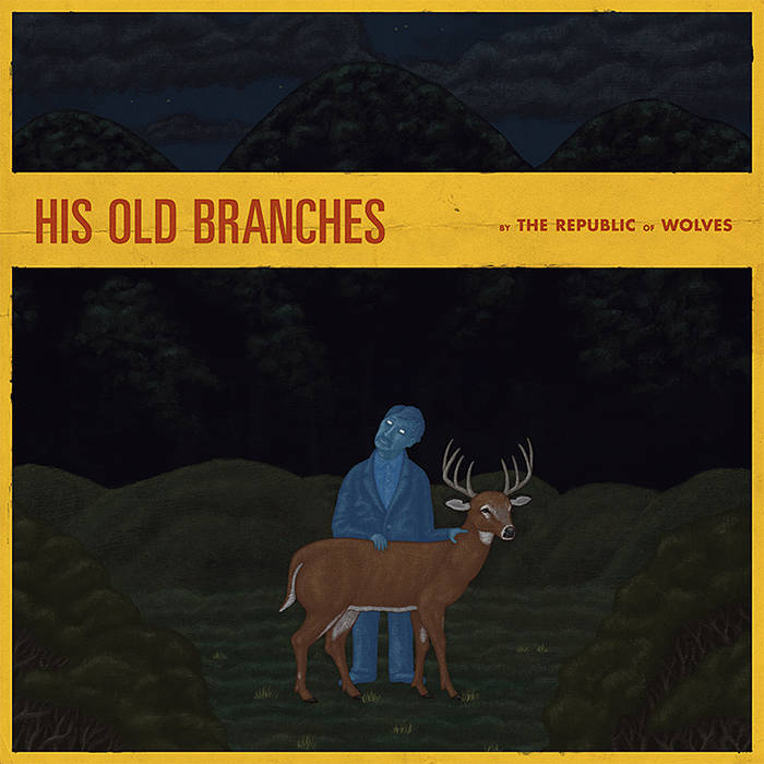 His Old Branches (Remastered) cover art