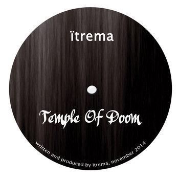 ïtrema - Temple Of Doom cover art