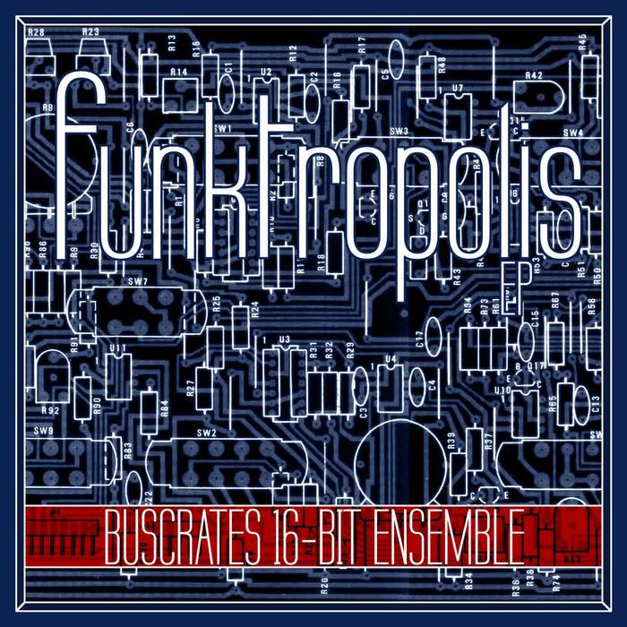 FunkTropolis cover art
