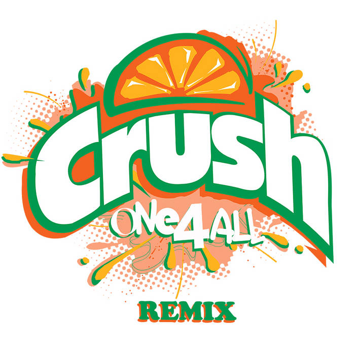 Beat King - Crush (ONE4ALL Remix + Instrumental) cover art