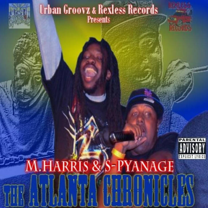 The Atlanta Chronicles cover art