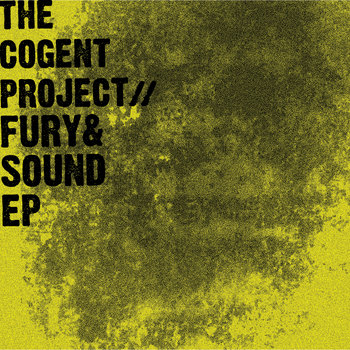 Fury and Sound EP cover art