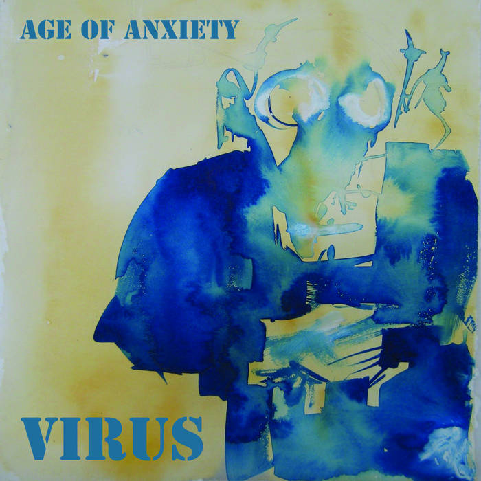 Age of Anxiety cover art