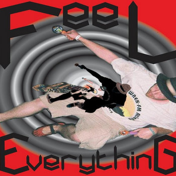 Feel Everything cover art