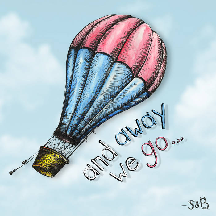 And Away We Go cover art