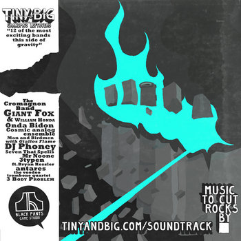 Tiny & Big Soundtrack cover art