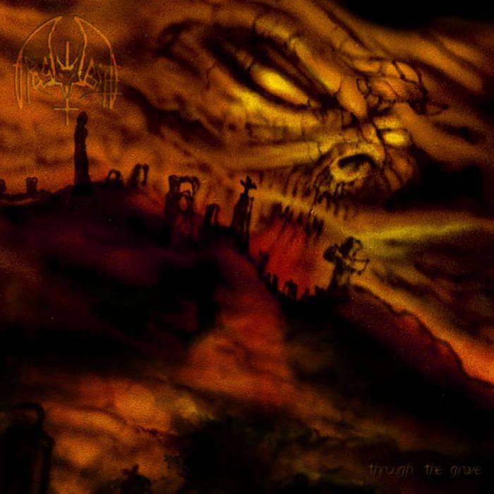 Through The Grave EP cover art