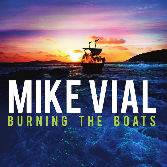 Burning the Boats cover art