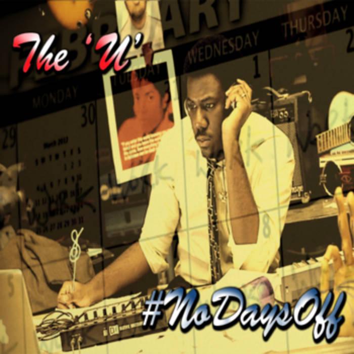 #NoDaysOff cover art