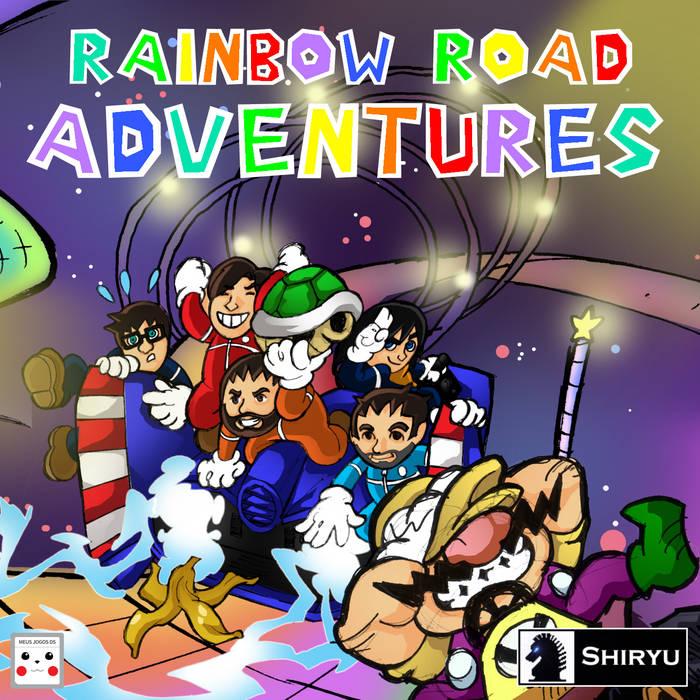 Rainbow Road Adventures cover art