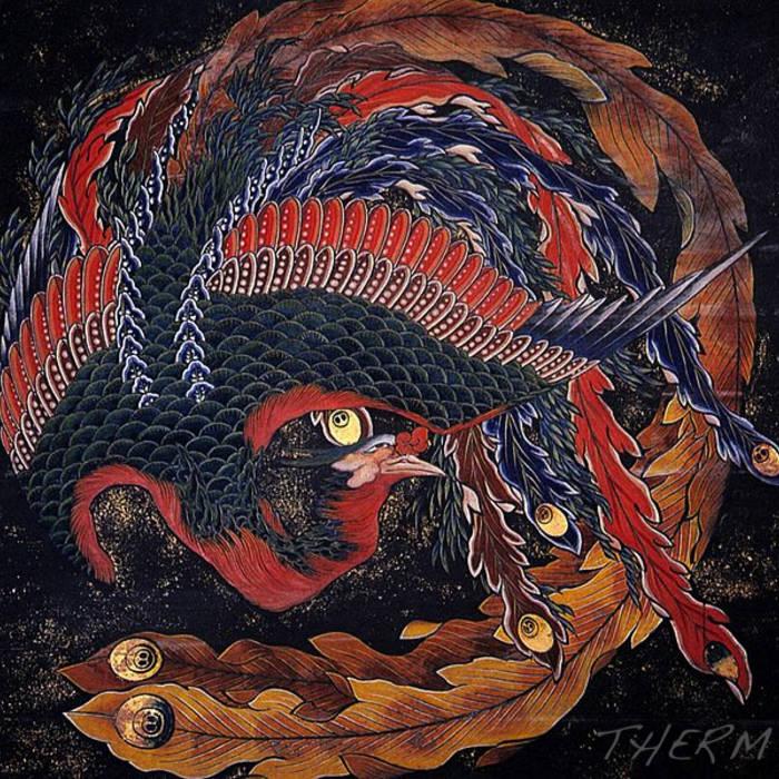 Hokusai Chillin' cover art