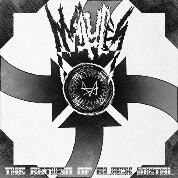 The Return Of Black Metal cover art