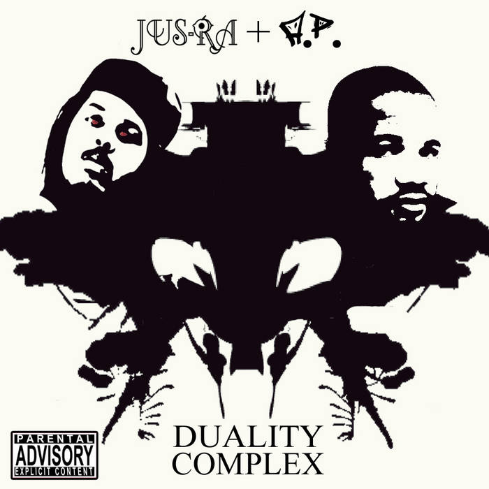 Jus Ra and A.P.- Duality Complex (2012) cover art