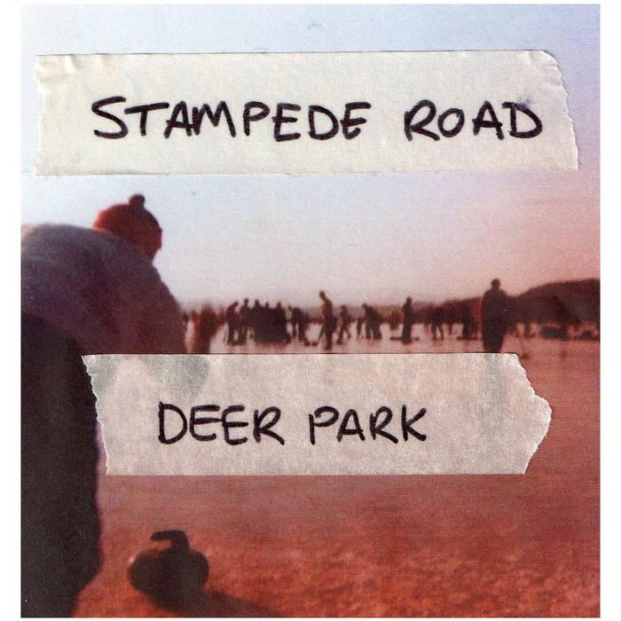 Deer Park cover art