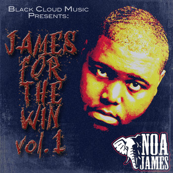 James For The Win Vol.1 cover art
