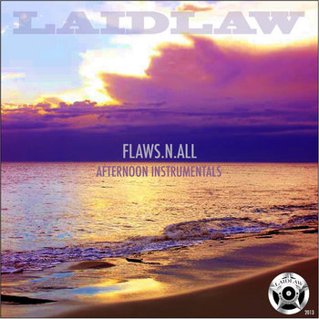 Flaws.N.All (Afternoon Instrumentals) cover art