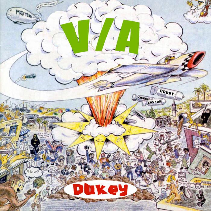 Dukey cover art