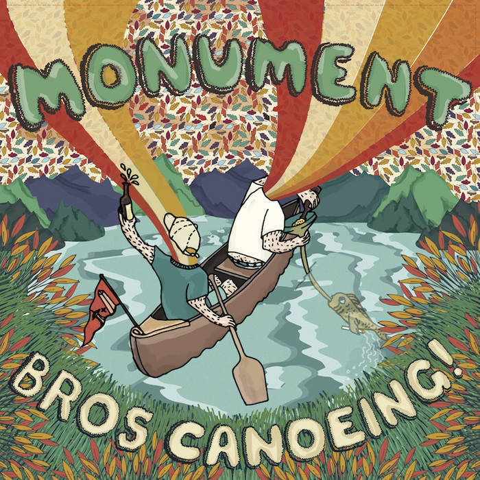 Bros Canoeing cover art