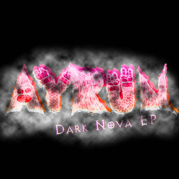 Dark Nova Ep cover art