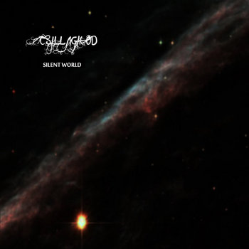 SILENT WORLD (LP) cover art