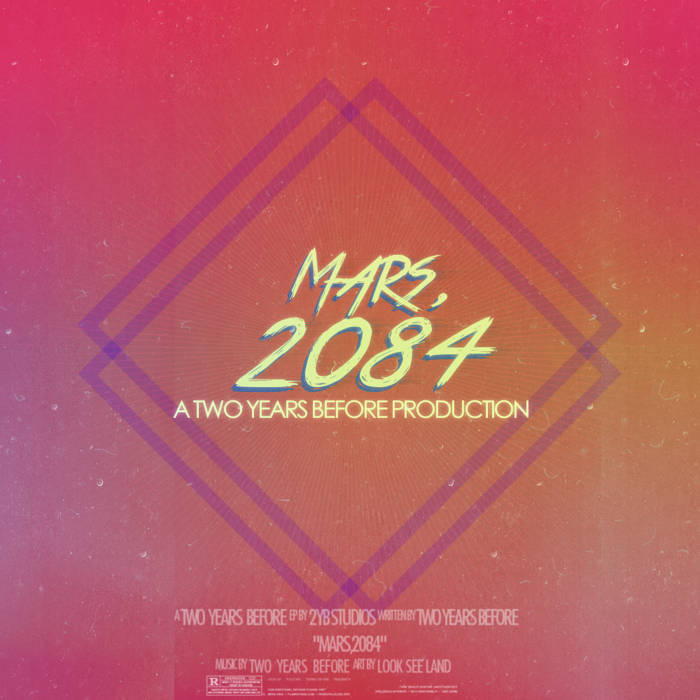Mars, 2084 cover art