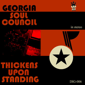 Thickens Upon Standing cover art