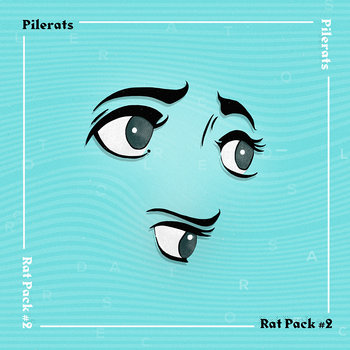 PILERATS RAT PACK #2 cover art