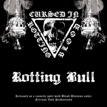 Cursed In Rotting Blood cover art