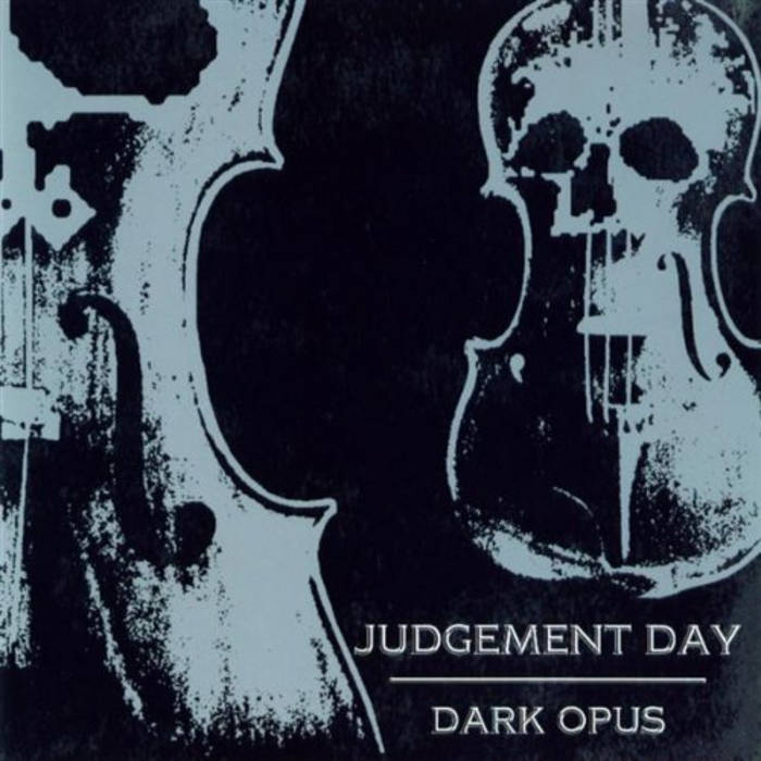 Dark Opus cover art