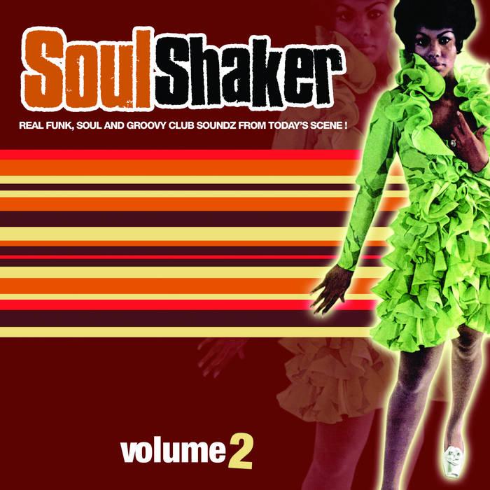 BLOWOUT SALE | SoulShaker vol.2 cover art