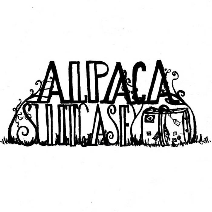 Alpaca Suitcase cover art